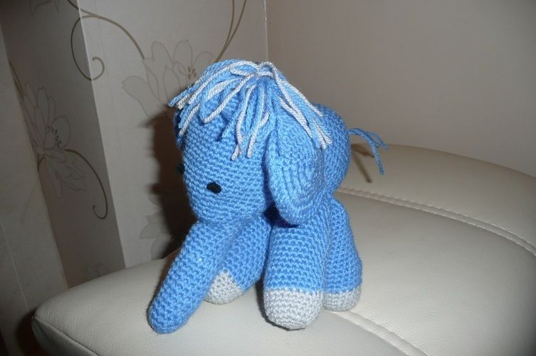 Makerist - First crochet animal. - Crochet Showcase - 1