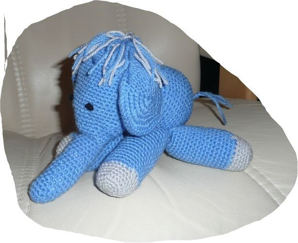 Makerist - First crochet animal. - Crochet Showcase - 2
