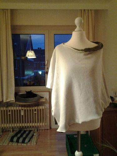 Makerist - Poncho für kalte Wintertage - Nähprojekte - 1