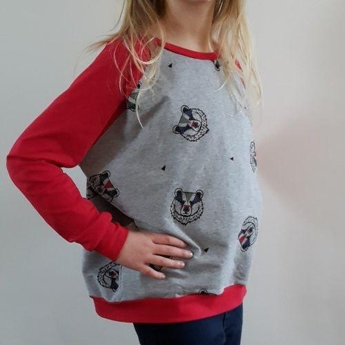 Makerist - Pullover Mona für Kinder - Nähprojekte - 1