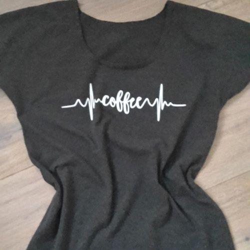 Makerist - Kaffee-Shirt - Nähprojekte - 1