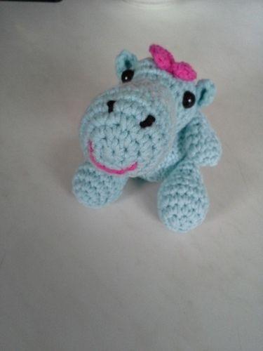 Makerist - Happy Hippo - Häkelprojekte - 2