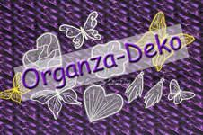 Makerist - DIY Videoanleitung - Organza-Deko nähen/sticken mit der normalen Nähmaschine - 1