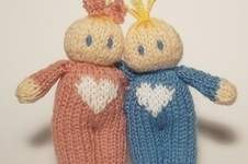Makerist - Love hearts Bitsy babies - 1