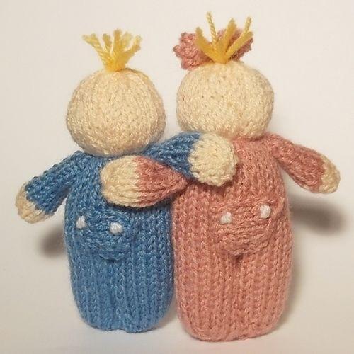 Makerist - Love hearts Bitsy babies - Knitting Showcase - 2