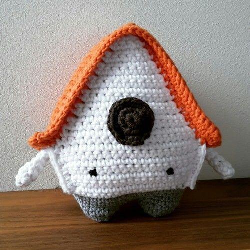 Makerist - Vogelhäuschen - Häkelprojekte - 1
