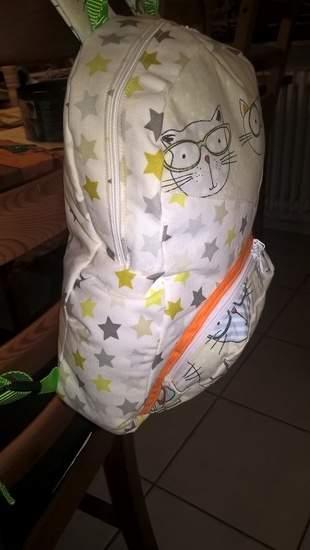 Neuer Rucksack für den Kindergarten
