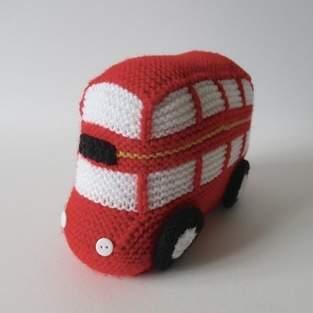 Makerist - London Bus - 1
