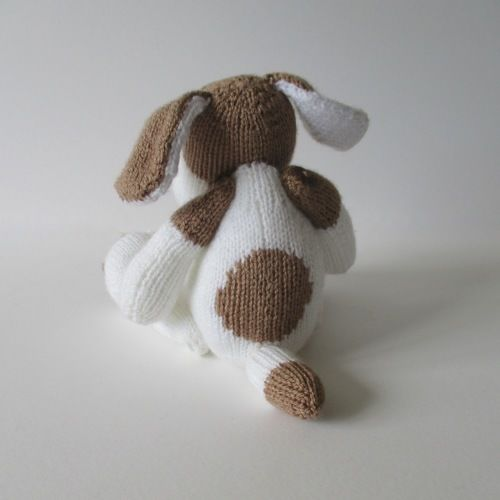Makerist - Spot the Puppy - Knitting Showcase - 2