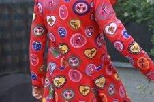Makerist - Mädchenkleid klecksMACS *Bluebell* aus Jersey in Gr. 110 - 1