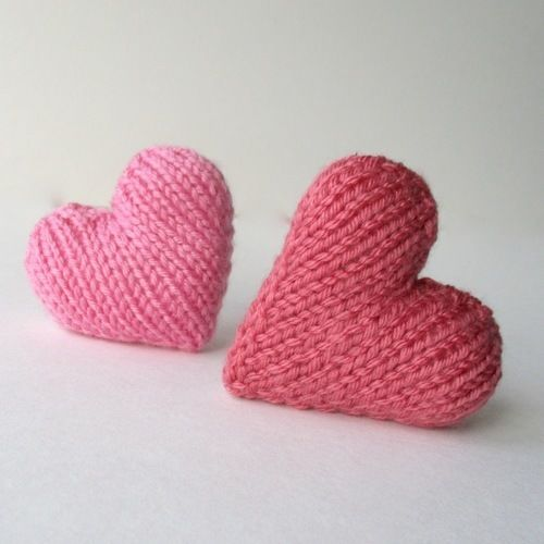 Makerist - Hearts - Knitting Showcase - 1