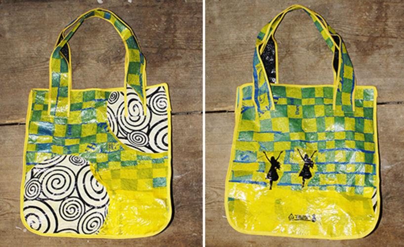 Makerist - Recycling Umhängetasche  - DIY-Projekte - 2
