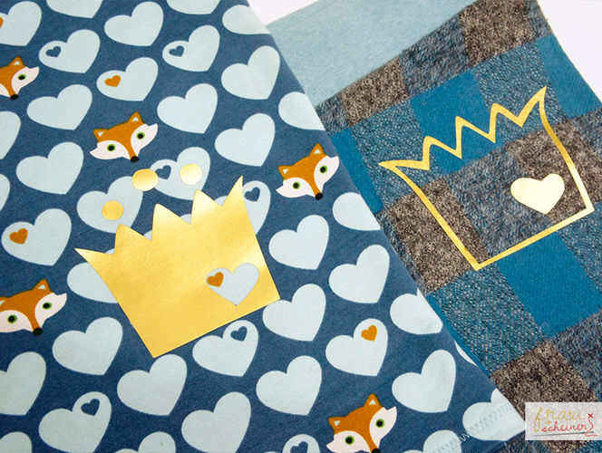 Makerist - Spread love - Textilgestaltung - 2