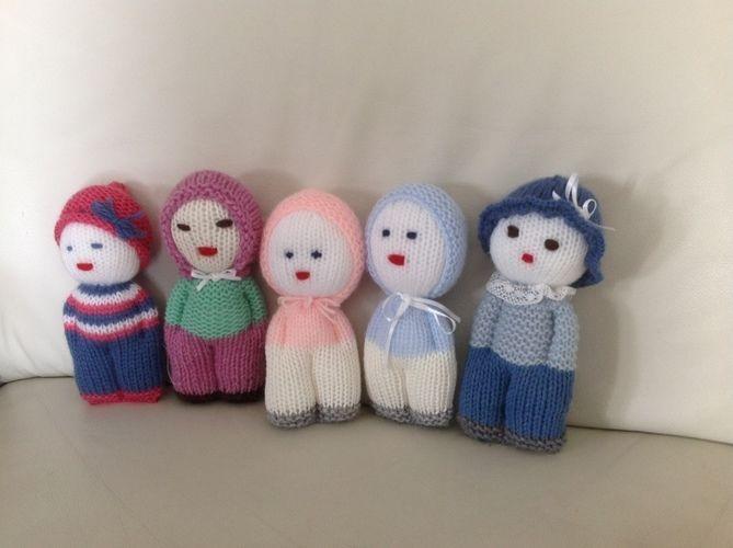 Makerist - Doudous de laine. - Créations de tricot - 1
