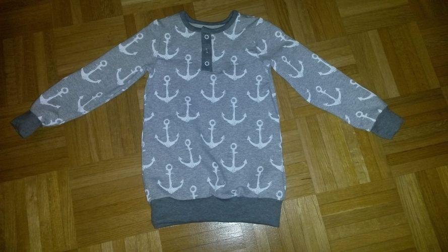 Makerist - Kleinkindpulli aus Sweatshirt für meinen Sohn - Nähprojekte - 1
