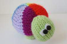 Makerist - Rainbow Tortoise - 1