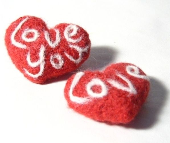 Makerist - Love Heart for Valentines - Knitting Showcase - 1