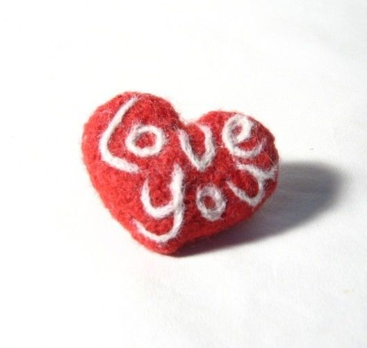 Makerist - Love Heart for Valentines - Knitting Showcase - 2