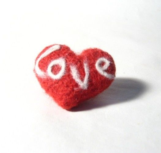 Makerist - Love Heart for Valentines - Knitting Showcase - 3