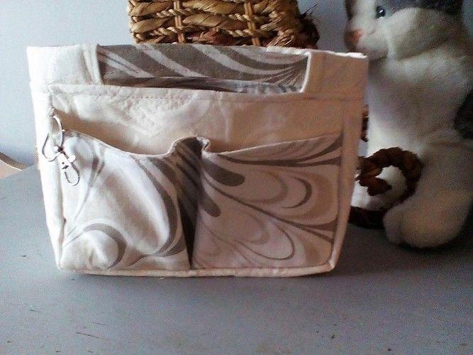 Makerist - Organisateur de sac - Créations de couture - 1