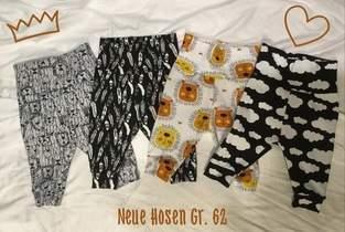 Makerist - Neue Hosen für unseren kleinsten Mann - 1