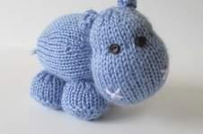 Makerist - Higgins the Hippo - 1