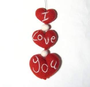 Makerist - Valentines Garland - 1