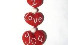 Makerist - Valentines Garland - 1