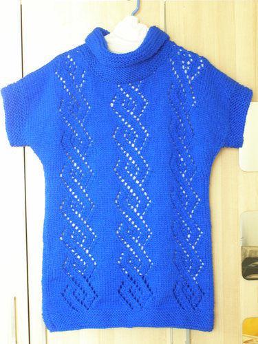 Makerist - Tunique femme - Créations de tricot - 1