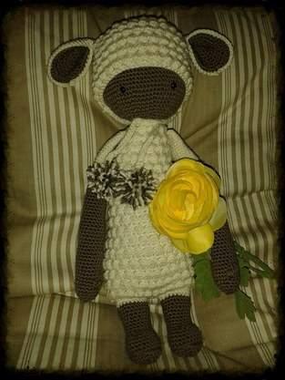 Makerist - Das etwas andere Schaf :) - 1