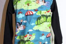 Makerist - Bogi-Shirt *Pauli unterwegs* - 1
