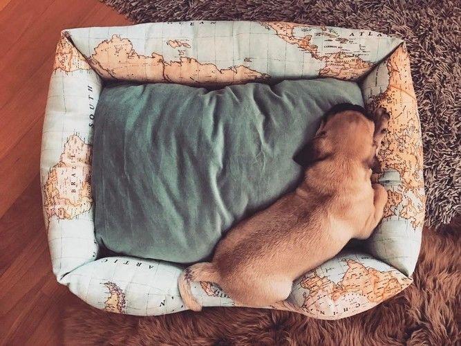 Makerist - Hundebett - Nähprojekte - 3