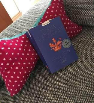 Makerist - Mein lieblings Leseknochen / Couchkissen - 1