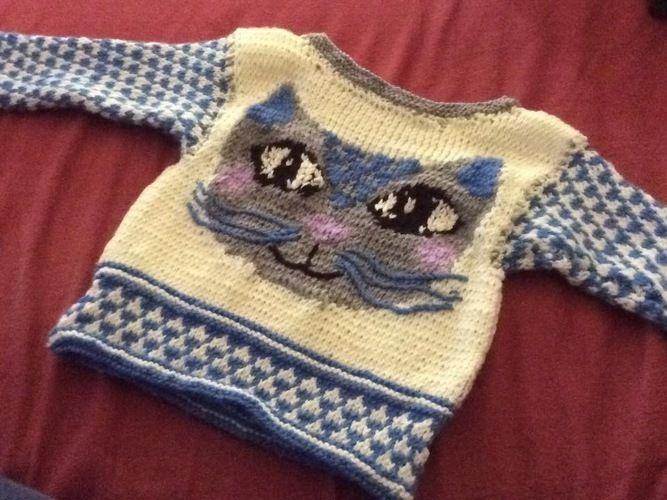 Makerist - Pullover für meinen Sonnenschein  - Strickprojekte - 1