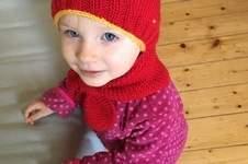 Makerist - Erdbeermütze und Steckschal für Kinder - 1