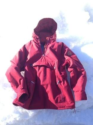Winterjacke - Fairbankspullover