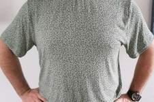 Makerist - Shirt Rio für Männer in grün - 1