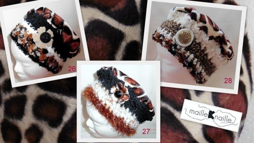 Makerist - CHAPEAUX FEMMES - Créations de couture - 1