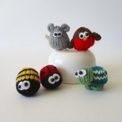 Makerist - Teeny Animal Knits - Knitting Showcase - 1
