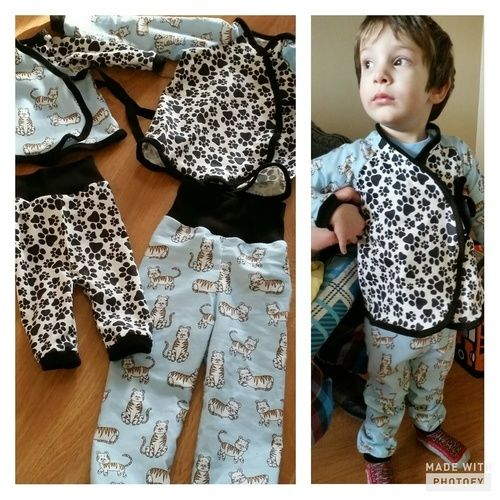 Makerist - Jammies for my boys  - Sewing Showcase - 1