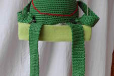 Makerist - Kantenhocker-Frosch - 1