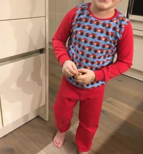Makerist - Lieblingsschlafanzug - Nähprojekte - 1
