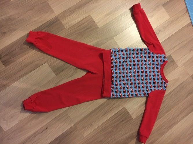 Makerist - Lieblingsschlafanzug - Nähprojekte - 2