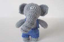 Makerist - Bobby the Elephant - 1