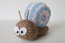 Makerist - Shellby the Snail - 1