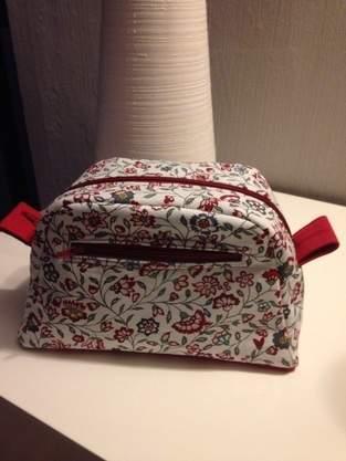 Makerist - MiLa Beauty Bag von Lene Mene Muh - 1