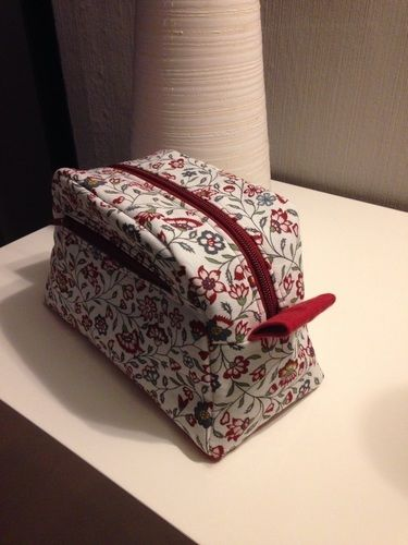 Makerist - MiLa Beauty Bag von Lene Mene Muh - Nähprojekte - 2