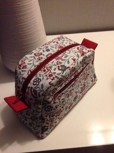 Makerist - MiLa Beauty Bag von Lene Mene Muh - Nähprojekte - 3