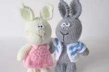 Makerist - Harry and Hatty Hare - 1