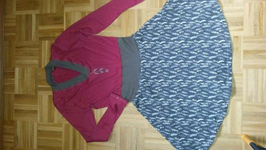 Makerist - Co-Z Dress aus Jersey für mich! Federkleid ;-)) - Nähprojekte - 1